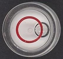Mini waterpas voor draaitafel en headshell