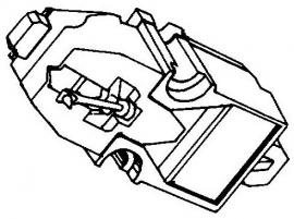Fonica UF70 pick-upelement