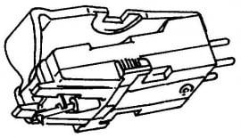 UPO`s CZ680-6 C pick-upelement