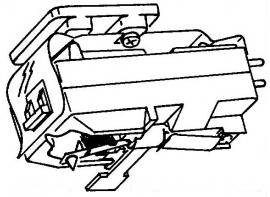 BSR X5 H pick-upelement