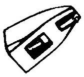 NSM/Ortofon pick-upnaald