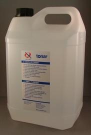 Tonar QS 5,0 vloeistof 5 liter voor platenwasmachine
