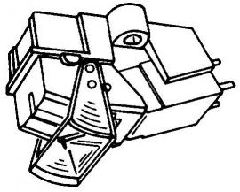 UPO`s CZ693 pick-upelement