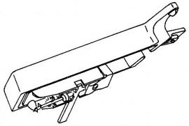 Tetrad GL93 pick-upelement