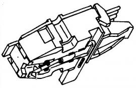 Telefunken T25-2 pick-upelement