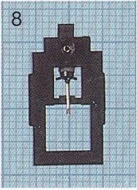 Marantz TT-143 zwart pick-upnaald = Micro-Mel 944 Diamant Stereo