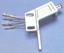 Sony SH151 rechte arm headshell = ORIGINEEL