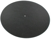 Tonar Nostatic Mat II Verbeterd Black draaitafel/platenspeler-mat