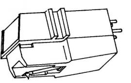 Philips GP390 pick-upelement ORIGINEEL