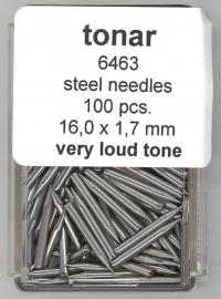 Stalen naald very loud 16.0 mm / 1.7 mm doosje 100 stuks