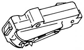 Telefunken TTSA pick-element ORIGINEEL