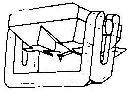 Shure NE95 ED - ME95 ED Encore Series pick-upnaald = Tonar 1559