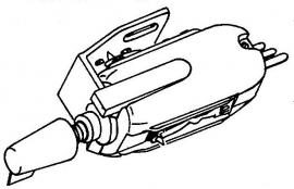 BSR TC8 S pick-upelement