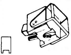 Ortofon F15 S MKII - N15 S MKII wit pick-upnaald