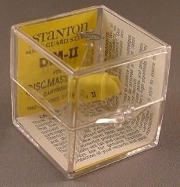Stanton DM II pick-upnaald geel voor Discmaster II element = ORIGINEEL