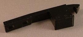 Telefunken platenspelerdekselclip Musikus 509 V servicenummer 10.56.602
