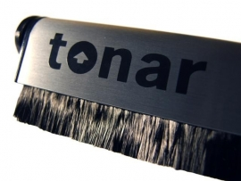 Tonar Nostatic Brush Koolstof / platenborstel