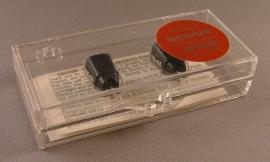 Stanton T II SK pick-upnaald zwart voor Trackmaster II element = 2X ORIGINEEL