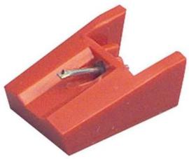 Sanyo ST09D rood pick-upnaald = Tonar 6259 Diamant Stereo