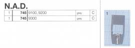 Overige typen NAD: MicroMel-vervangers