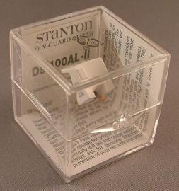 Stanton D5100 AL II pick-upnaald wit = ORIGINEEL