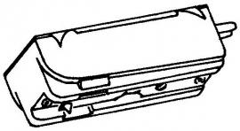 General MC110 pick-upelement
