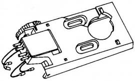 Dual TK25 met instelknopje slede