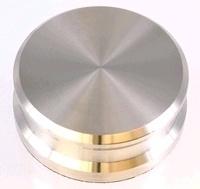 Tonar platen aandrukgewicht 760 gram nikkel