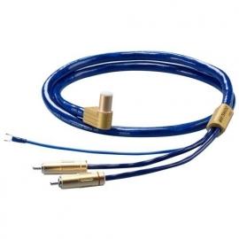 Ortofon 6NX-TSW-1010 L Toonarm-kabel 2x RCA - 5-pin DIN haaks 120 cm