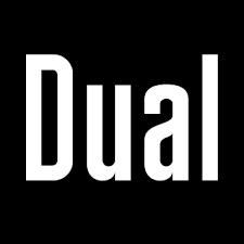 Dual singel wisselspindel voor Dual 1002 F platenspeler wit/geel = ORIGINEEL