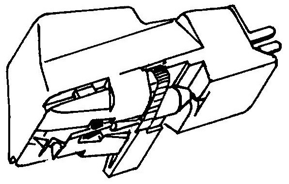 Perpetuum Ebner PE188 pick-upelement