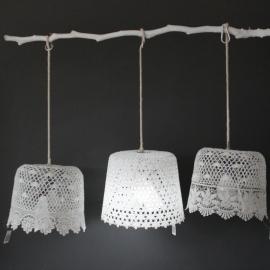 Hanglamp voor Buiten Wit | Uitverkocht