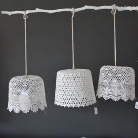 Hanglamp voor Buiten Wit