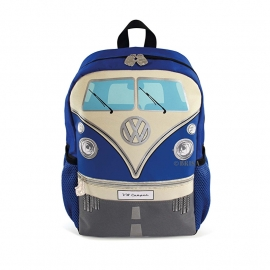 VW Rugzak | Small | Blauw