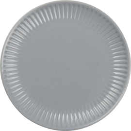 Lunch Plate | French Grey | IB Laursen