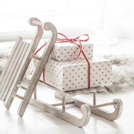 Decoratie Slee | Hout | Ib Laursen | Uitverkocht