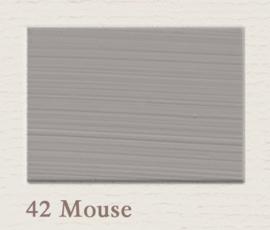 42 Mouse | Egshell | Zijdemat Krijtlak | 750 ml