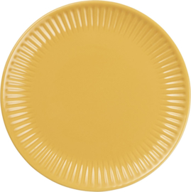 Lunch Plate | Mustard | IB Laursen