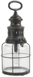 LED Lantaarn met Rooster | Medium | IB Laursen | Uitverkocht