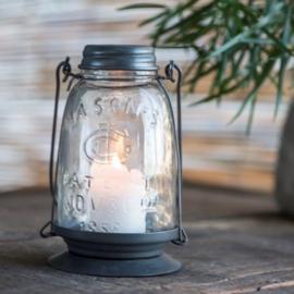Lantaarn | Smalle Hals | voor Waxinelicht | Ib Laursen