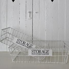 """Opbergmanden Set """"Storage"""" Braxton"""