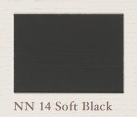 NN 14 Soft Black | Eggshell | Zijdemat Krijtlak | 750 ml