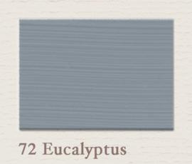 72 Eucalyptus | Eggshell | Zijdemat Krijtlak | 750 ml
