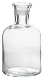 Kandelaar/Vaasje | Small | Apothekersglas | IB Laursen