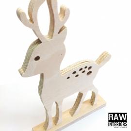 Hert | Hout RAW