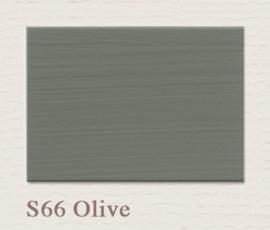 S66 Olive | Eggshell Zijdemat Krijtlak | 750 ml