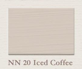 NN 20 Iced Coffee | Eggshell | Zijdemat Krijtlak | 750 ml