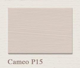 P15 Cameo | Eggshell Zijdemat Krijtlak | 750 ml