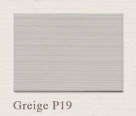 P19 Greige | Eggshell  Zijdemat Krijtlak | 750 ml
