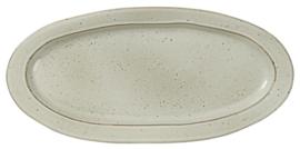 Schaal Ovaal Sand Dunes | 37,5 cm | IB Laursen